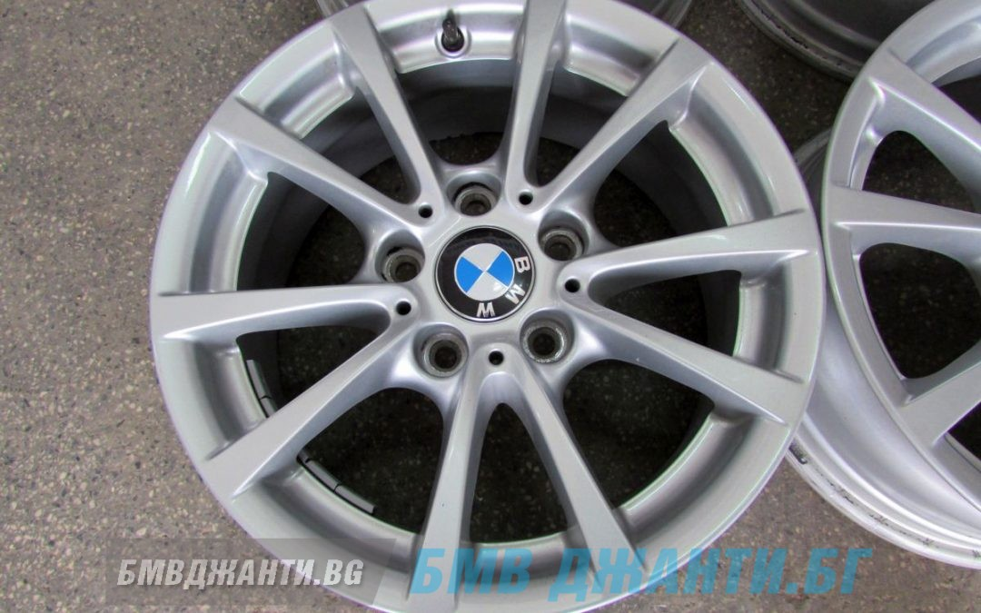 1бр Оригинална Джанта BMW Style 390 за 3 и 4 серии