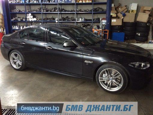 BMW Style 641M монтирани на F10 M550xd