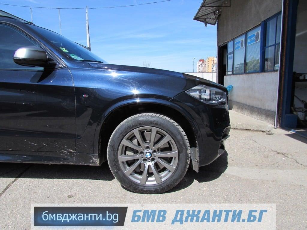 Галерия: BMW Style 298 @ 2015 BMW F15 X5 M50d