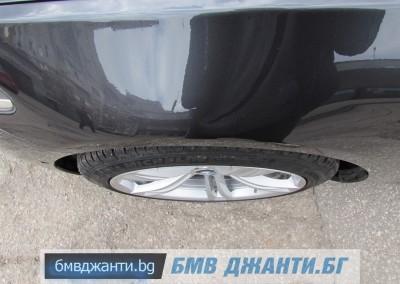 BMW Style 408M @ BMW F10 M550xd 10