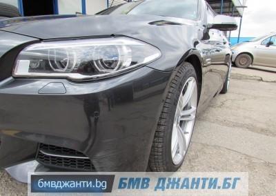 BMW Style 408M @ BMW F10 M550xd 11