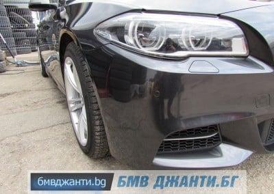 BMW Style 408M @ BMW F10 M550xd 13
