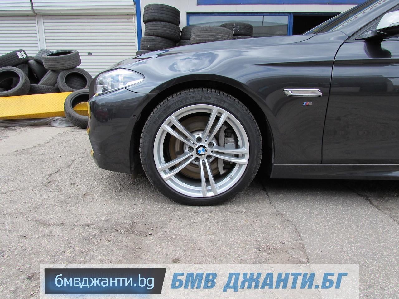 BMW Style 408M @ BMW F10 M550xd 3