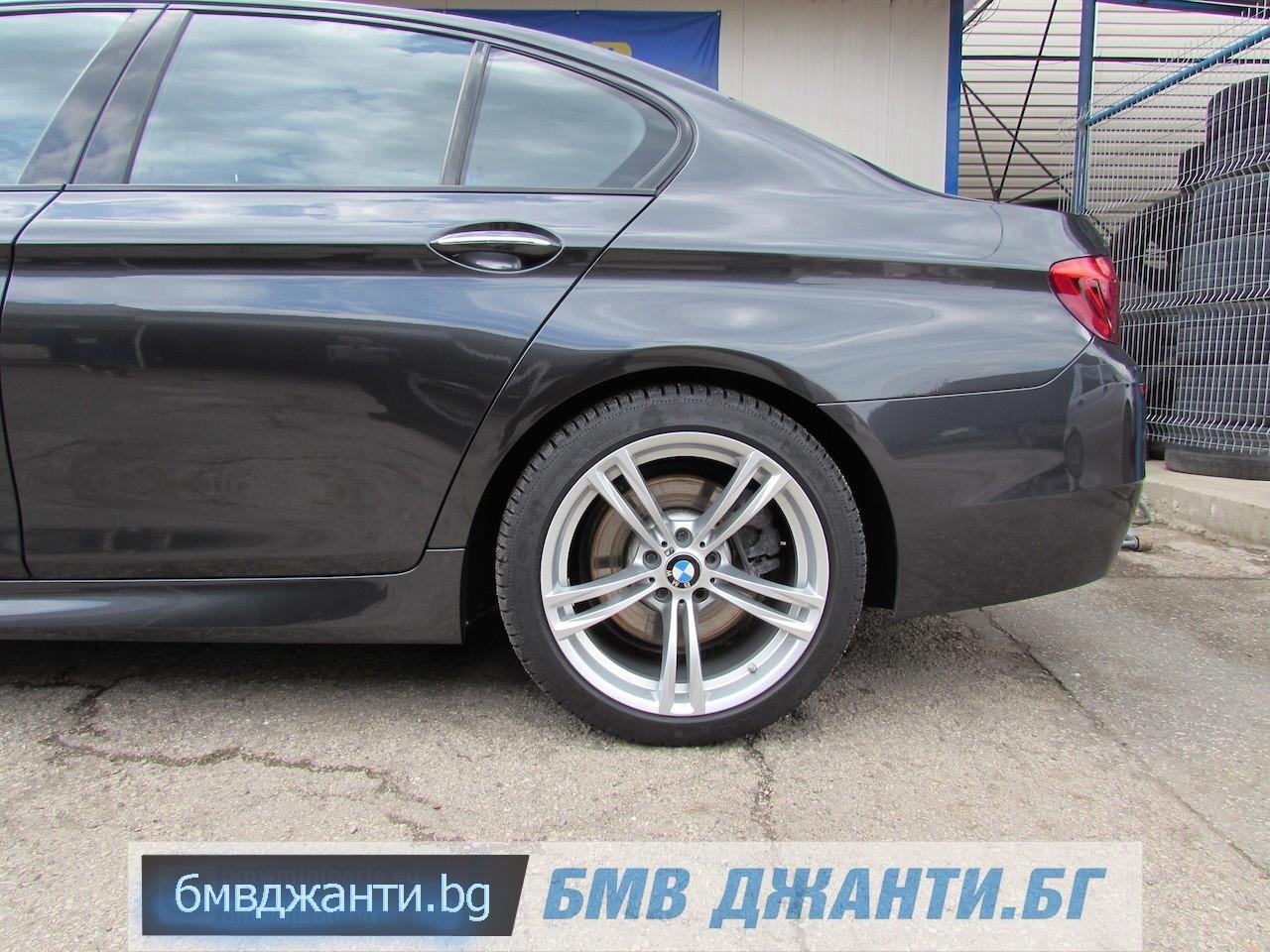 BMW Style 408M @ BMW F10 M550xd 4