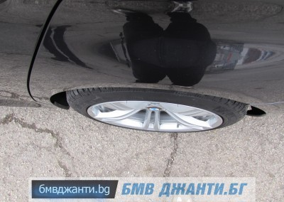 BMW Style 408M @ BMW F10 M550xd 6