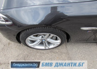BMW Style 408M @ BMW F10 M550xd 9