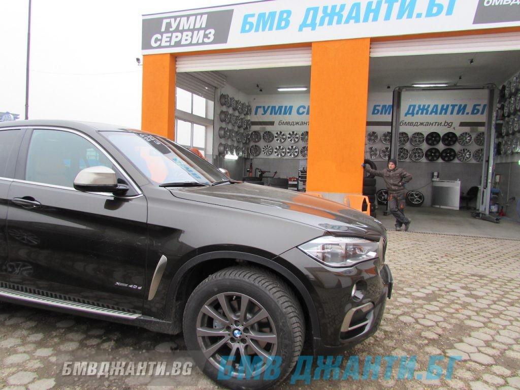 Галерия: Оригинални джанти BMW Style 298M @ BMW X6