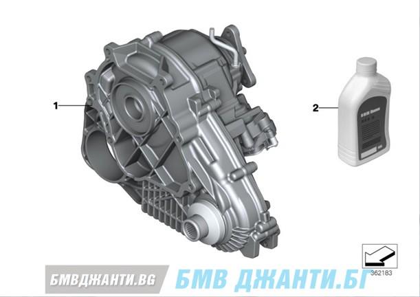 Раздатъчна кутия Transfer Box Bmw Atc45l за X3 F25 X4