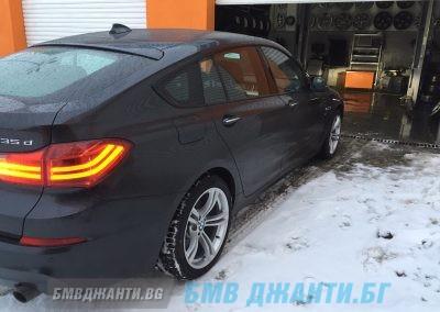 Style 408M @ BMW 535d xDrive GT M-Paket 313 PS 00001