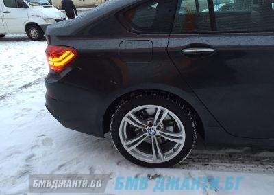 Style 408M @ BMW 535d xDrive GT M-Paket 313 PS 00004