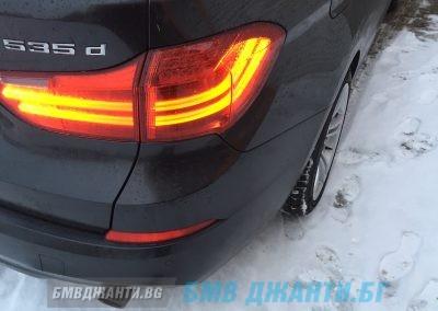 Style 408M @ BMW 535d xDrive GT M-Paket 313 PS 00007