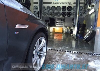 Style 408M @ BMW 535d xDrive GT M-Paket 313 PS 00011