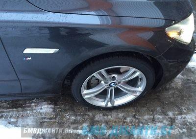 Style 408M @ BMW 535d xDrive GT M-Paket 313 PS 00012