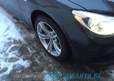 Style 408M @ BMW 535d xDrive GT M-Paket 313 PS 00013