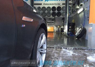 Style 408M @ BMW 535d xDrive GT M-Paket 313 PS 00016