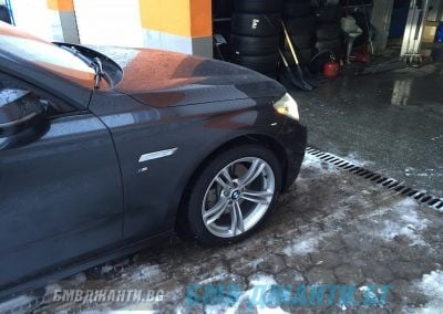 Style 408M @ BMW 535d xDrive GT M-Paket 313 PS 00017