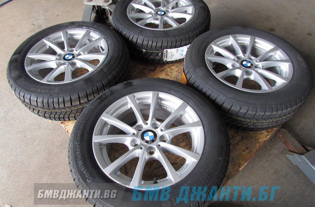 Комплект 4бр НОВИ Оргинални Джанти BMW Style 390