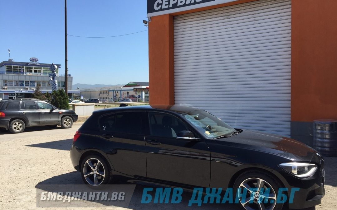 Галерия: BMW Style 382 и BMW Style 384 монтирани на BMW F20