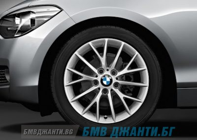 BMW Style 380 @ BMW 118i Fashionista limited edition