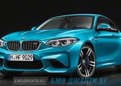 BMW M2 F87