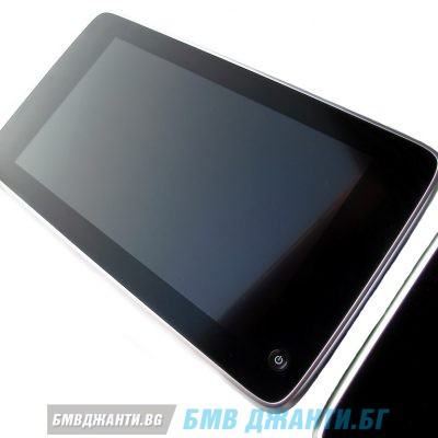 "Rear compartment monitor 10,2"" SCHWARZ"