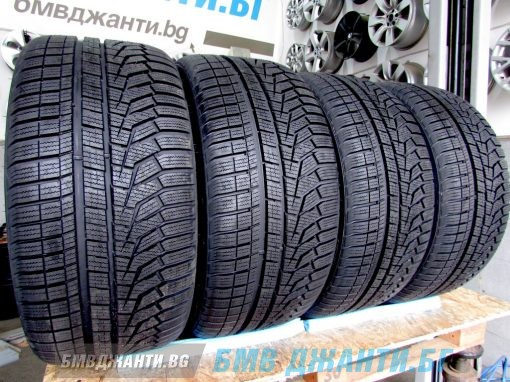 Нови зимни гуми DOT2918 Hankook 245 35 и 265 35 R19 МИКС