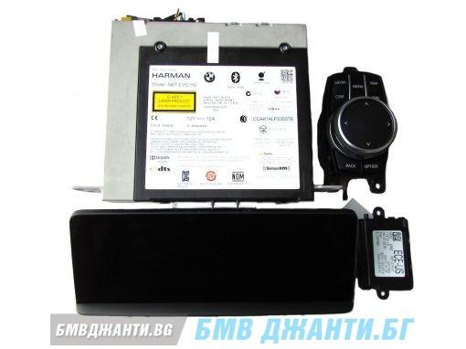 NBT EVO Touch Navigation