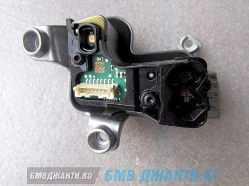 LED module, direction indicator