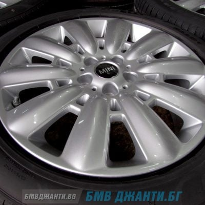 НОВИ Оригинални джанти MINI LA wheel Pin Spoke 533 - 18""
