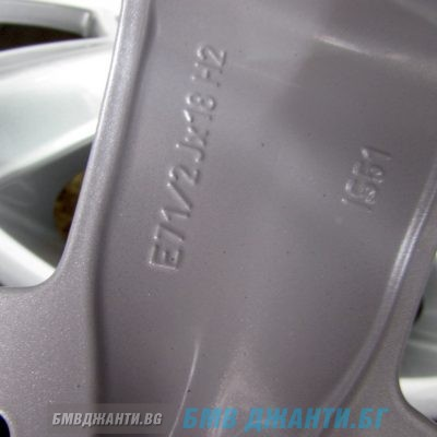"НОВИ Оригинални джанти MINI LA wheel Pin Spoke 533 - 18"""