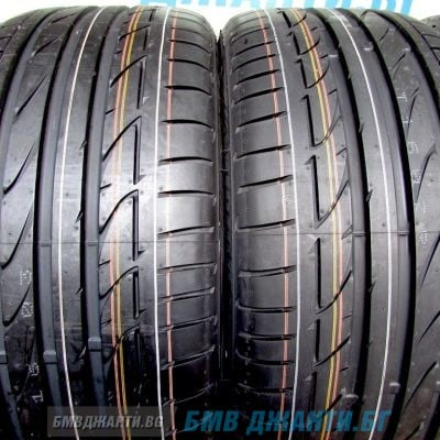 Предни гуми Bridgestone Potenza S001 RFT 225/40 R19 89Y *, runflat DOT2016 - НОВИ Задни гуми Bridgestone Potenza S001 RFT 255/35 R19 92Y *, runflat DOT1516 - НОВИ
