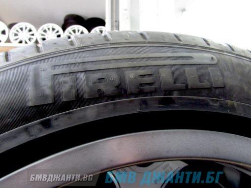 Pirelli P Zero LS 225/50 R18 99W XL * DOT2916 и грайфери 2 х 7мм и 5.2мм + 5.7мм