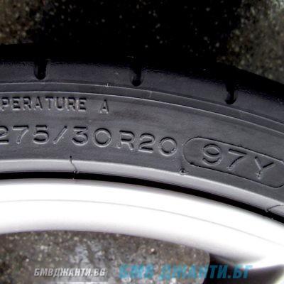 Michelin Pilot Super Sport 245/35 R20 95Y и 275/30 R20 97Y