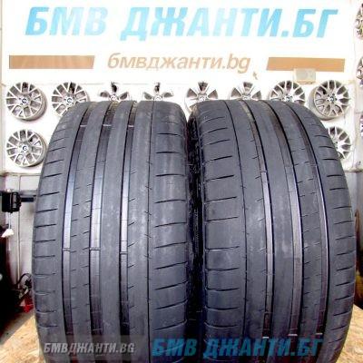 2бр Летни гуми Michelin 275 35 R20 DOT0116 5мм