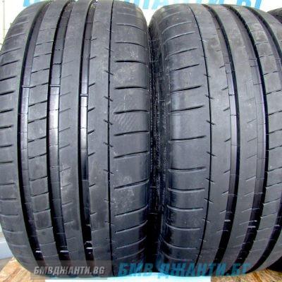 Michelin Pilot Super Sport 245/40 ZR20 (99Y) и 275/35 ZR20 (102Y)
