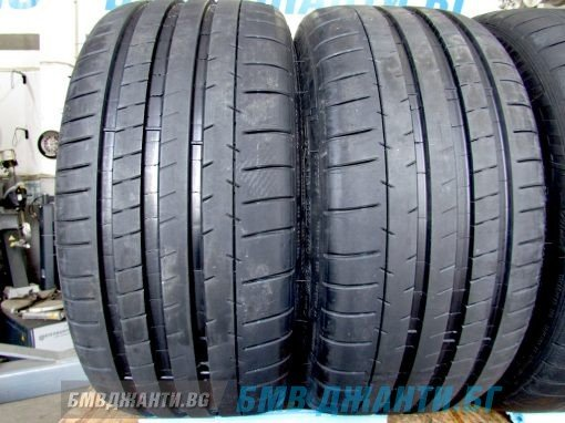 Michelin Pilot Super Sport 245/40 ZR20 (99Y) и 275/35 ZR20 (102Y)