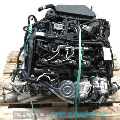 11002406286 BMW Short Engine B47D20B