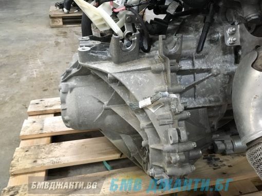 Manual gearbox GS6-58BG