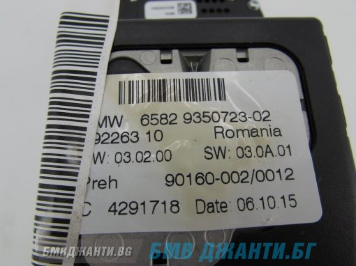 Контролер управление iDrive TOUCH за BMW F Серии