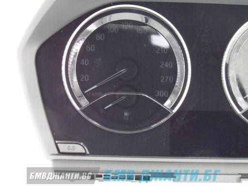 Табло уреди километраж за BMW F87 M2 LCI M2 Competition EU км/ч