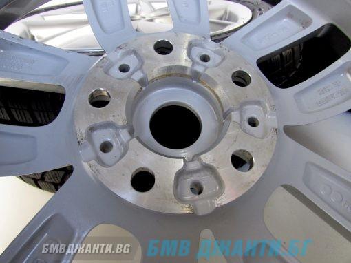 Зимни Гуми Bridgestone DOT0116 и Оригинални Джанти MINI Style 124