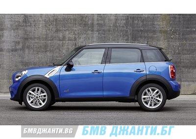 Джанти модел MINI LA wheel 5-Star Double Spoke 124