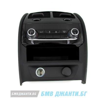 Заден въздуховод и управление климатик за BMW G30 G31 G32 и F90 M5