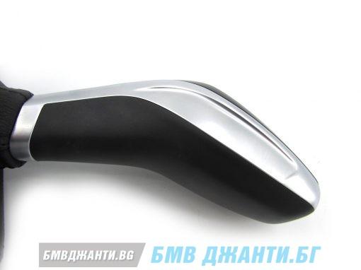 Топка за скоростен лост с кожен маншон за BMW X1 F48 и X2 F39