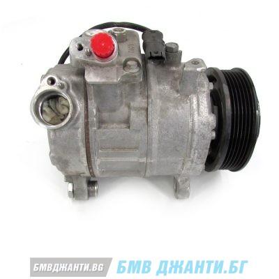 Компресор климатик без магнитен съединител за BMW с мотор N20 N57N N57Z