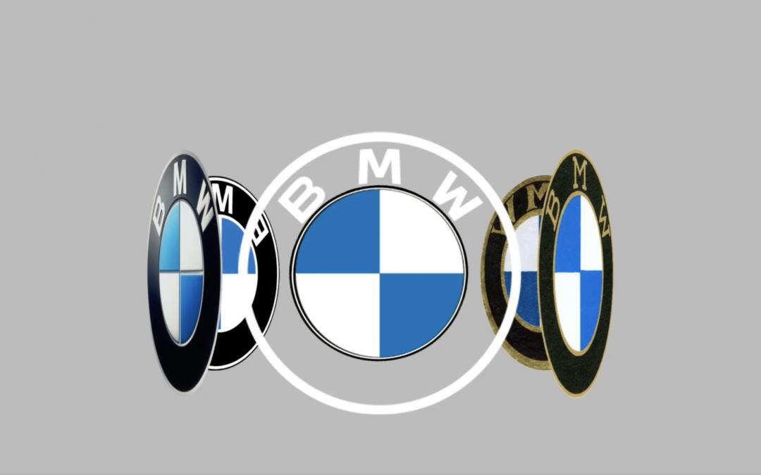 BMW лого – история и значение
