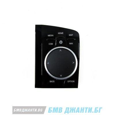 Контролер управление iDrive TOUCH LHD стъкло за BMW F91 F92 F93 G14 G15 G16 G05 G06 G07 F95 F96