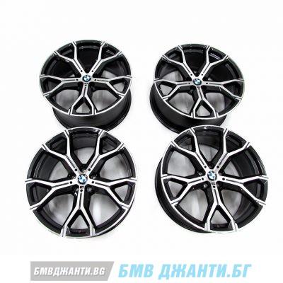 BMW Style 741M Orbitgrey X5 G05 X6 G06